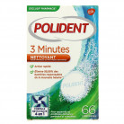Polident Nettoyant 3 minutes x66