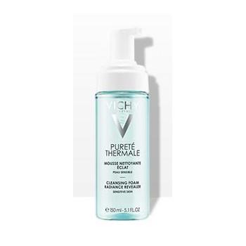 Pureté Thermale Mousse nettoyante éclat 150ml Vichy