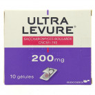 Ultra-Levure 200mg 10 gélules