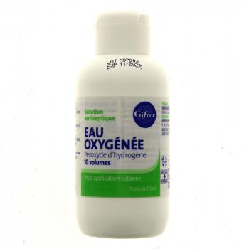 Eau oxygénée Gifrer 10 volumes 125ml