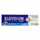 Elgydium Junior 7/12ans Bubble 50ml