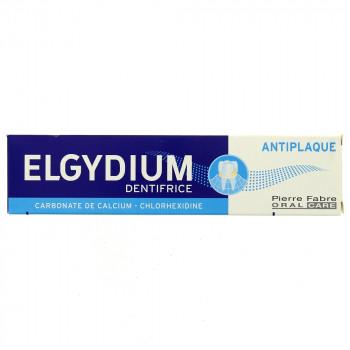 Elgydium dentifrice Anti-plaque 75ml
