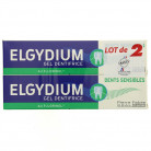 Elgydium dents sensibles 2x75ml