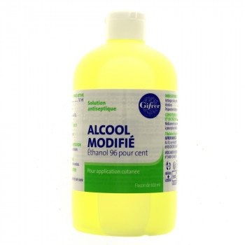Alcool modifié Gifrer 500ml