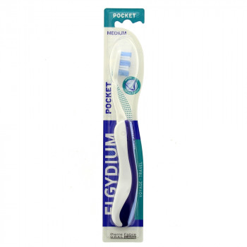 Brosse à dents Pocket Elgydium Medium