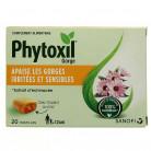 Phytoxil Gorge x20 pastilles