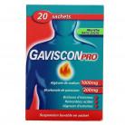 Gaviscon Pro x20 sachets