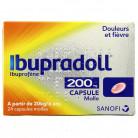 Ibupradoll 200mg x24 capsules