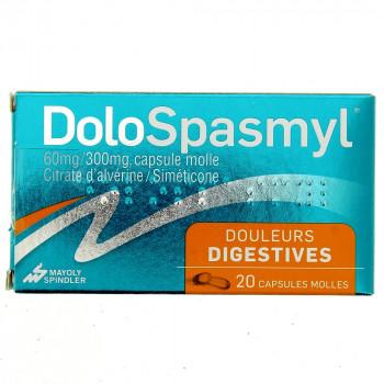 DoloSpasmyl x20 capsules molles
