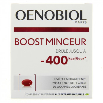 Oenobiol Boost Minceur x90 capsules