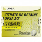 Citrate de betaine Upsa 2g sans...