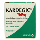 Kardegic 160mg x30 sachets