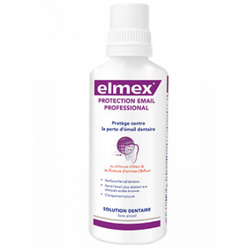 Elmex Protection émail bain de bouche 400ml
