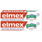 Elmex Junior 6/12 ans 2x75ml