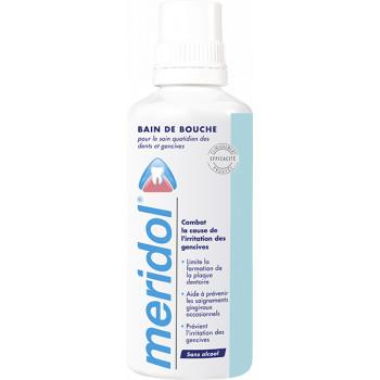 Méridol Protection Gencives bain de bouche 400ml