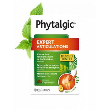 Phytalgic Expert articulations x90 capsules Nutreov