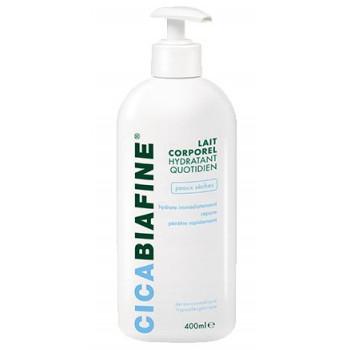 Cicabiafine Lait hydratant corps 400ml