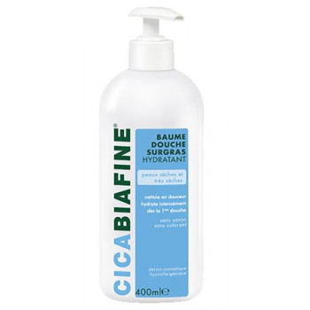 Cicabiafine Baume douche 400ml