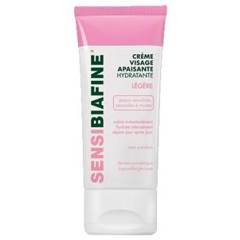 Sensibiafine Crème visage légère hydratante apaisante 50ml