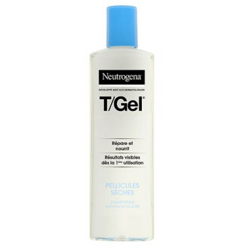 T/GEL Shampooing Pellicules sèches 250ml Neutrogena