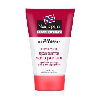 Crème main apaisante sans parfum 50ml Neutrogena
