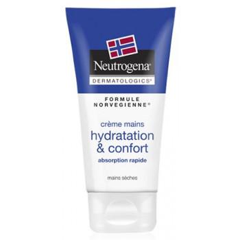 Crème Mains Hydratation & confort 75ml Neutrogena
