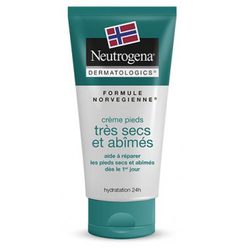 Crème pieds très secs 150ml Neutrogena