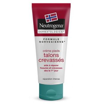 Crème pieds Talons crevassés 50ml Neutrogena