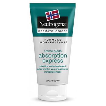 Crème pieds Absorption Express 100ml Neutrogena