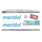 Meridol Pur dentifrice 2x75ml
