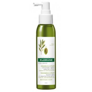 Spray concentré à l'olivier 125ml Klorane