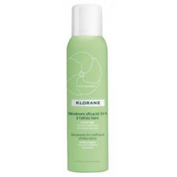 Déodorant spray à l'Althéa 125ml Klorane
