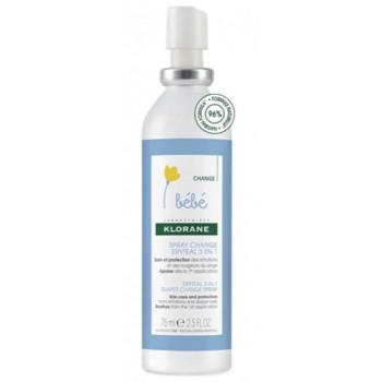 Erytéal Spray Change 75ml Klorane Bébé