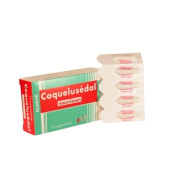 Coquelusedal suppositoire nourrissons