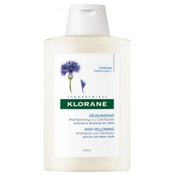 Shampooing 200ml Centaurée Klorane