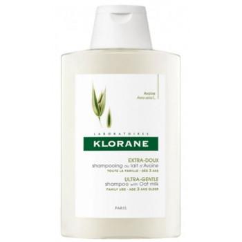 Shampooing 400ml Lait d'Avoine Klorane