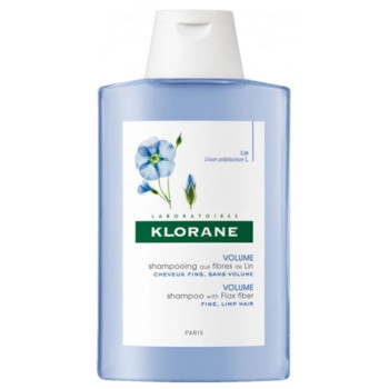 Shampooing 400ml au lin Klorane