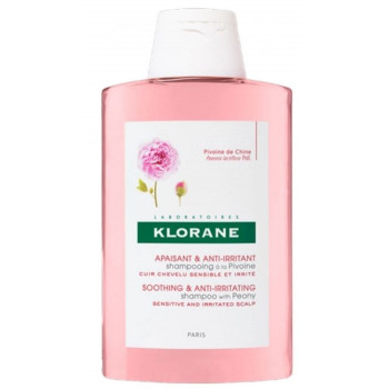 Shampooing 400ml à la Pivoine Klorane