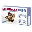 MilbemaxTab Vermifuge Chiot x2cp
