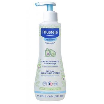 Eau nettoyante sans rinçage 300ml Mustela Bio