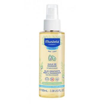 Huile de massage à l'huile d'avocat 100ml Mustela