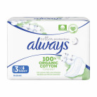 Always serviettes - Cotton...