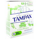 Tampax Cotton Protection Super x16
