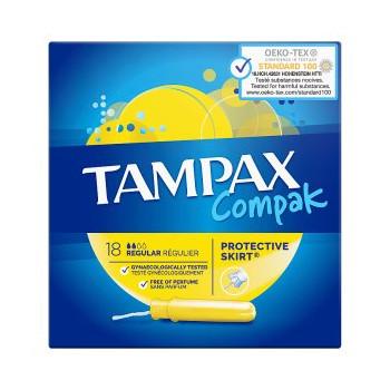 Tampax Compak Régulier x22