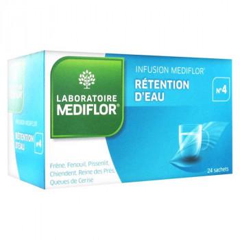 Médiflor n°4 Rétention d'eau