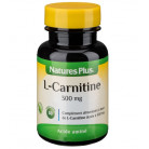 Natures Plus L-Carnitine 300mg x30