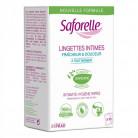 Saforelle x10 Lingettes intimes...