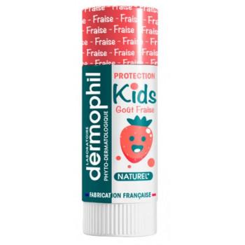 Dermophil Kids Fraise Stick lèvres