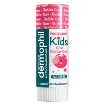 Dermophil Kids Bubble Gum Stick lèvres