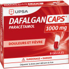 DafalganCaps 1000mg x8 gélules